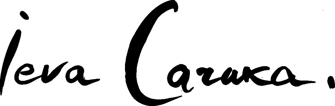 Ieva Caruka logo