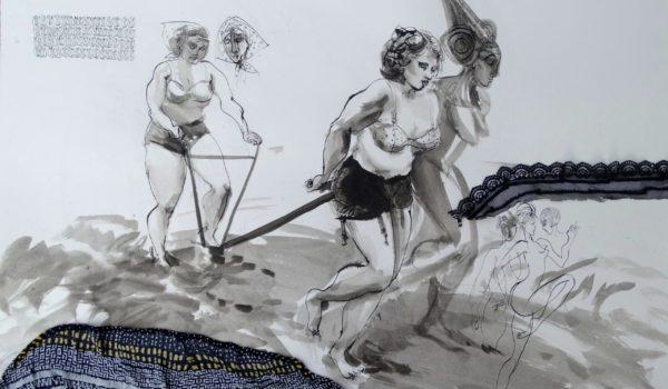 Ieva Caruka Painting