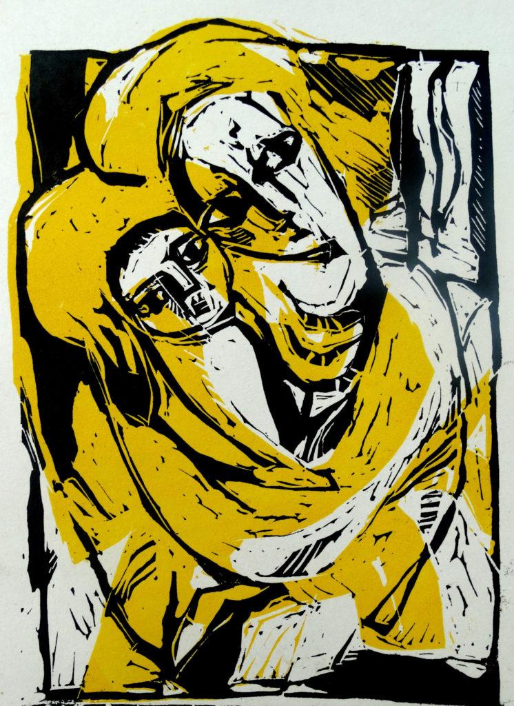 Holy. Lino by Ieva Caruka.