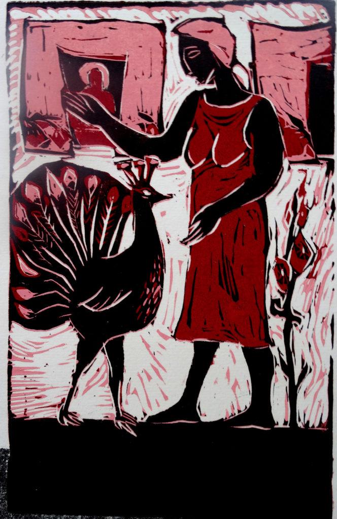 Ukrainian, artwork by Ieva Caruka