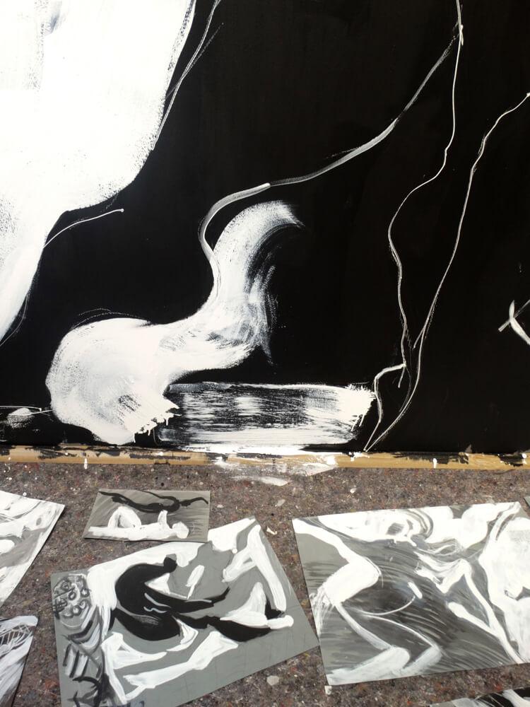 artwork by Ieva Caruka