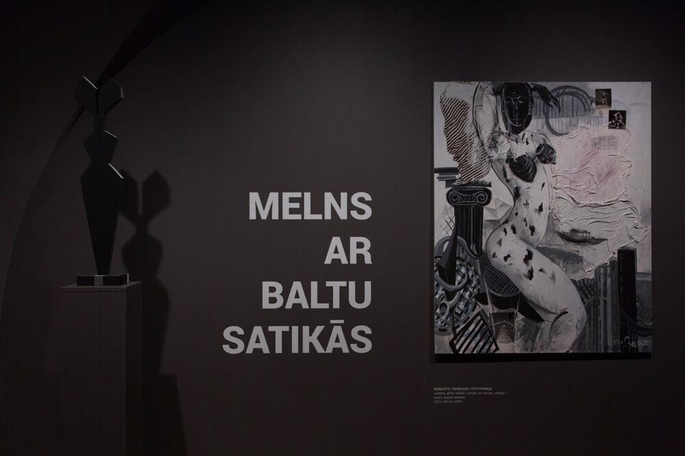 Solo exhibition of Ieva Caruka
